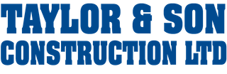 Taylor & Son Construction Ltd